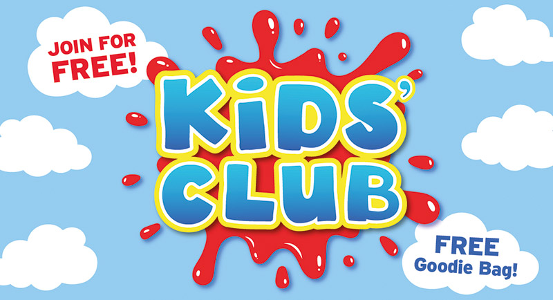 Salford Launches New Kids' Club!