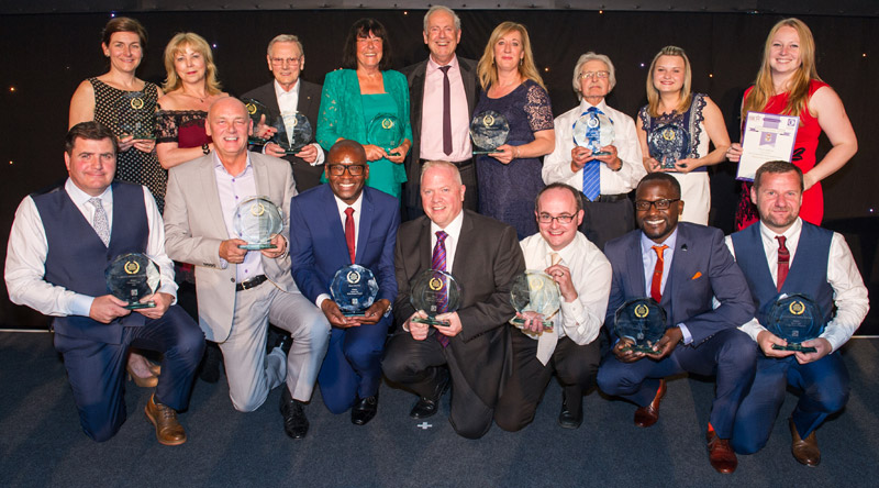 ExtraCare Charity Wins Communications Team of the Year