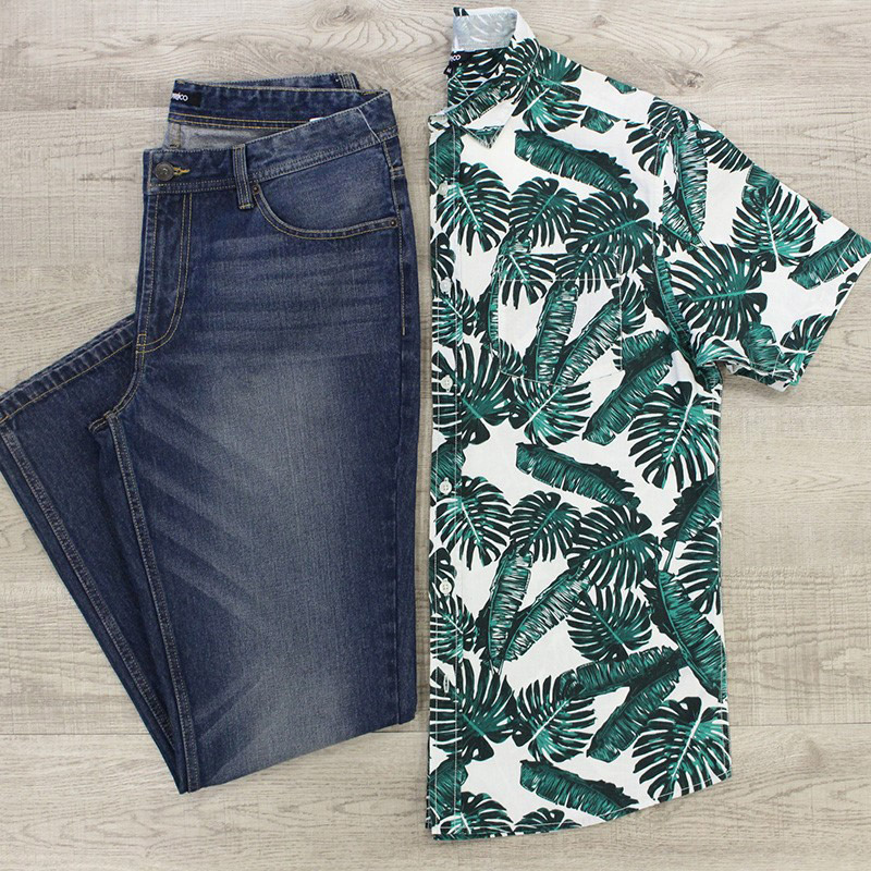 summer-menswear-Jeans-and-Shirt