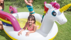 Intex Inflatable Mystic Unicorn Spray Pool, The Works, £25