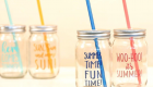 Mason Jar Glasses, Homebargains, £0.59p